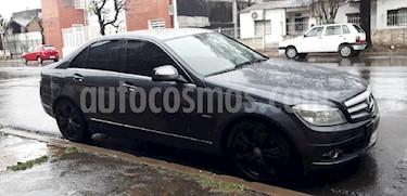 Mercedes Benz Clase C C200 Avantgarde Aut usado (2008) color Gris Tenorita precio u$s590.000