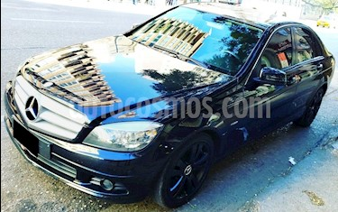 Foto venta Auto usado Mercedes Benz Clase C C200 CGI Blue Efficiency 1.8L Aut (2011) color Negro precio $695.000