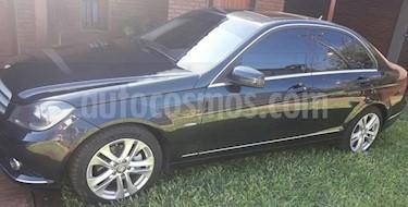 Foto venta Auto usado Mercedes Benz Clase C C200 CGI Blue Efficiency 1.8L Aut (2011) color Negro precio $600.000