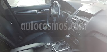 foto Mercedes Benz Clase C C200 CGI Blue Efficiency 1.8L Aut usado (2010) color Negro precio $610.000