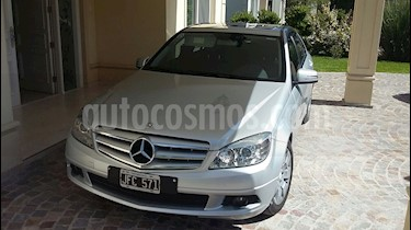 Mercedes Benz Clase C C200 CGI Blue Efficiency 1.8L Aut usado (2010) color Gris Tenorita precio u$s14.000