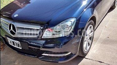 Foto venta Auto usado Mercedes Benz Clase C C200 CGI Blue Efficiency 1.8L City (2013) color Azul precio u$s23.500