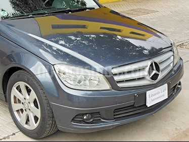 Foto venta Auto usado Mercedes Benz Clase C C200 CGI Blue Efficiency 1.8L (2011) color Gris precio $499.000