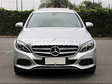 Foto venta Auto Usado Mercedes Benz Clase C C200 Edition C Avantgarde Aut (2018) color Gris Tenorita precio u$s42.000