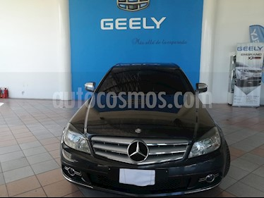 Foto venta Auto usado Mercedes Benz Clase C C200 K Avantgarde Aut (2008) color Gris Tenorita precio $490.000