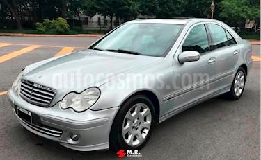 Foto venta Auto usado Mercedes Benz Clase C C200 K Elegance Aut (2006) color Gris Plata  precio $400.000