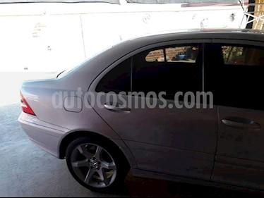 Foto venta Auto Usado Mercedes Benz Clase C C200 Sport (2007) color Gris Plata  precio u$s10.000