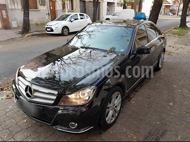 Mercedes Benz Clase C C220 CDI Avantgarde Aut usado (2011) color Negro precio u$s20.000