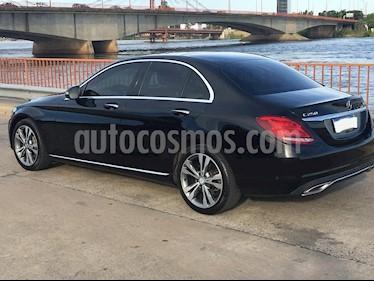 Mercedes Benz Clase C C250 Avantgarde Aut usado (2016) color Negro precio u$s42.000