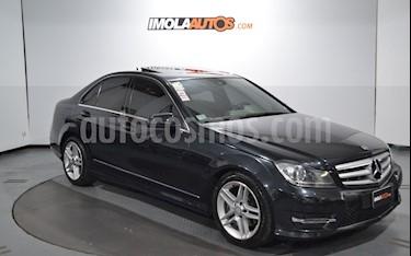 Foto venta Auto usado Mercedes Benz Clase C C250 CGI Blue Efficiency 1.8L Aut (2013) color Gris Tenorita precio $980.000