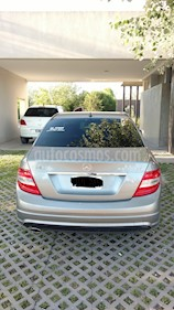 Mercedes Benz Clase C C250 CGI Blue Efficiency 1.8L Sport Aut usado (2010) color Gris Tenorita precio $585.000
