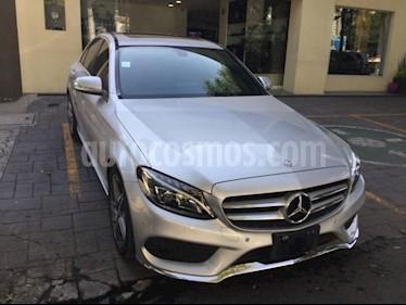 Foto venta Auto usado Mercedes Benz Clase C C250 CGI SPORT NAVI (2015) color Plata Iridio precio $400,000
