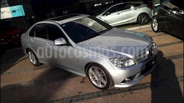 foto Mercedes Benz Clase C C350 Avantgarde Sport Aut usado (2008) color Gris Claro precio $997.500