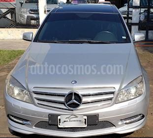 Foto venta Auto usado Mercedes Benz Clase C C350 Avantgarde Sport Aut (2011) color Gris Claro precio $850.000