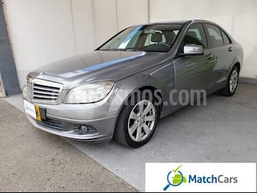 Mercedes Benz Clase C 180 K usado (2010) color Plata Paladio precio $35.390.000
