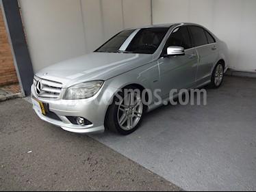 Mercedes Benz Clase C 250 CGI  usado (2011) color Plata Iridio precio $51.990.000