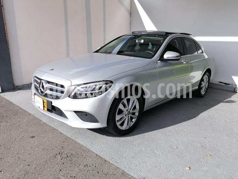 Mercedes Benz Clase C 180 Avantgarde usado (2019) color Plata Iridio precio $97.990.000