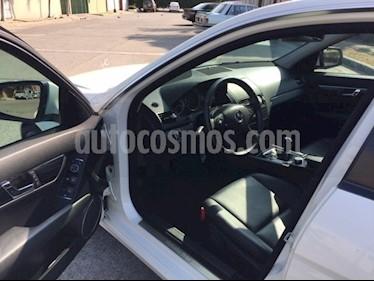 Mercedes Benz Clase C C180 usado (2008) color Blanco precio u$s5.500