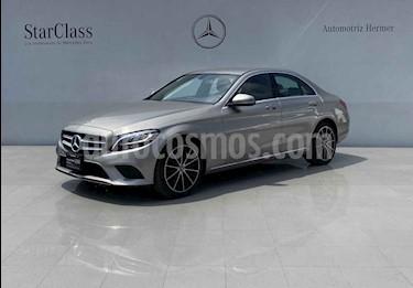 Mercedes Clase C 200 Sport Aut usado (2020) color Cafe precio $649,900