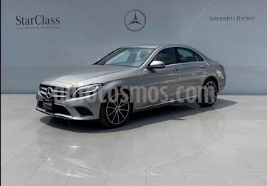 Mercedes Benz Clase C 200 Sport Aut usado (2020) color Cafe precio $679,900