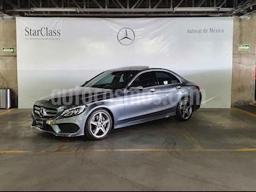 Mercedes Benz Clase C 250 CGI Sport usado (2018) color Gris precio $549,000