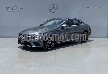 Mercedes Benz Clase C 200 Sport Aut usado (2020) color Gris precio $689,900