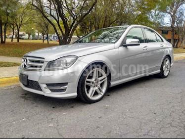 Mercedes Benz Clase C 350 CGI Sport usado (2013) color Plata precio $260,000
