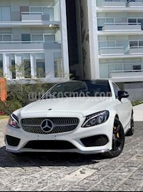 Mercedes Benz Clase C 250 CGI Coupe Aut usado (2017) color Blanco precio $570,000