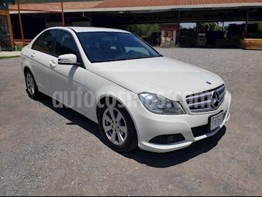 Mercedes Benz Clase C 180 CGI Aut usado (2012) color Blanco precio $169,000