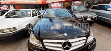 Mercedes Benz Clase C 200 CGI Coupe Aut usado (2013) color Negro Obsidiana precio $210,000