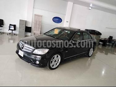 Mercedes Benz Clase C 4p C 300 Elegance Ltd usado (2010) color Negro precio $188,900
