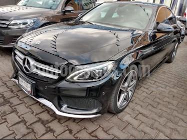 Mercedes Benz Clase C 4P C250 CGI SPORT 2.0T TA usado (2018) color Negro precio $490,000