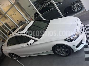 Mercedes Benz Clase C 200 CGI Sport Aut usado (2019) color Blanco Calcita   precio $525,000