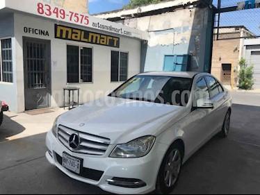 Mercedes Benz Clase C 180 CGI Aut usado (2013) color Blanco precio $190,000