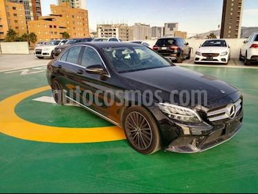 Mercedes Benz Clase C 4p C 200 Sport L4/1.5/T Aut usado (2019) color Negro precio $660,000