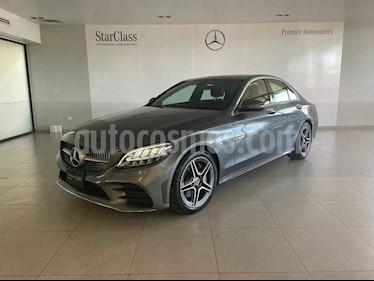 Mercedes Benz Clase C 300 Sport Aut usado (2020) color Gris precio $788,500