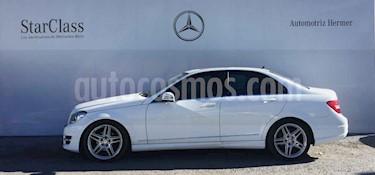Mercedes Benz Clase C 250 CGI Sport Aut usado (2014) color Blanco precio $269,900