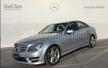 foto Mercedes Benz Clase C 350 CGI Sport Aut usado (2012) color Plata precio $249,900