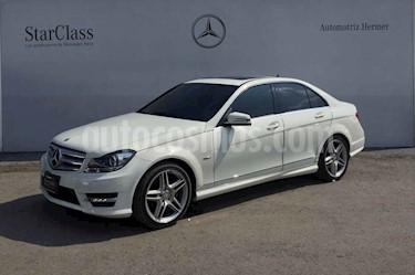 Mercedes Benz Clase C 4p C 250 CGI Sport aut usado (2012) color Blanco precio $329,900