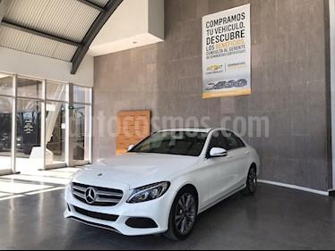 Mercedes Benz Clase C 200 Sport Aut usado (2016) color Blanco precio $385,000