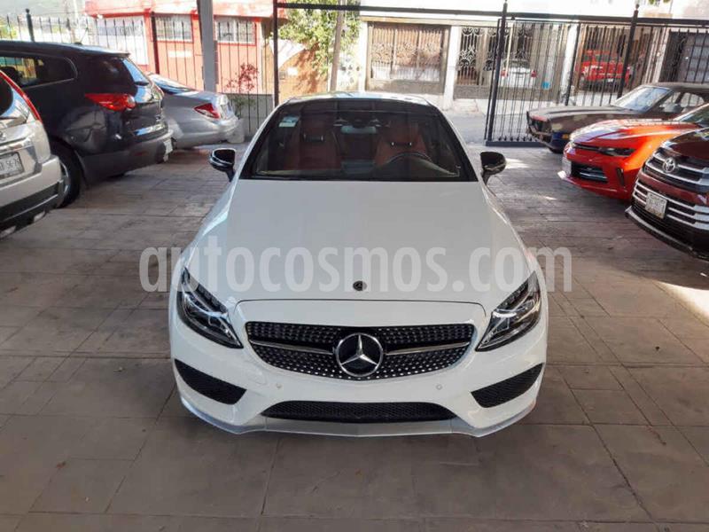Mercedes Benz Clase C C 43 AMG Coupe Aut usado (2018) color Blanco precio $799,000