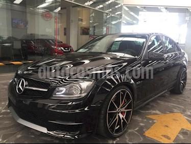 Foto Mercedes Benz Clase C 4P C63 AMG TA GPS QC RA-18 usado (2014) color Negro precio $699,900