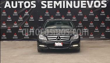 Mercedes Benz Clase C 200 CGI Sport usado (2013) color Negro Obsidiana precio $205,000