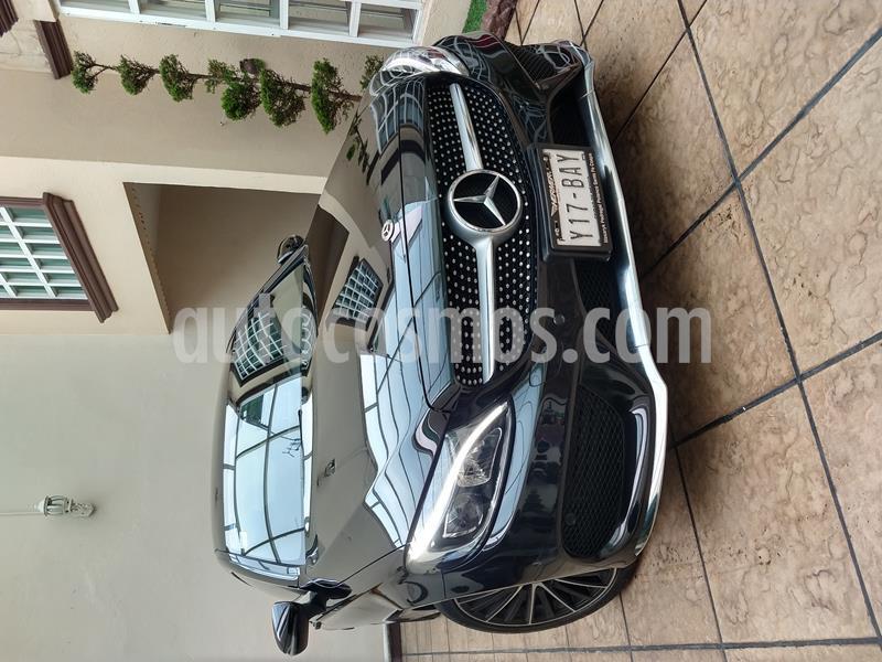 Mercedes Benz Clase C 250 CGI Coupe Aut usado (2018) color Negro precio $539,000