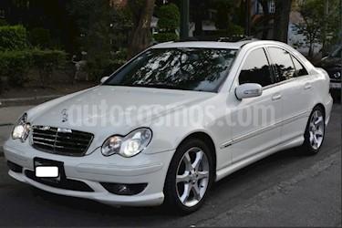 Mercedes Benz Clase C 280 Sport Aut usado (2007) color Blanco precio $132,000