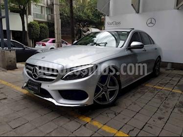 Mercedes Benz Clase C 4p C 250 Sport L4/2.0/T Aut usado (2018) color Plata precio $560,000