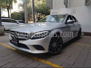 Mercedes Benz Clase C 200 CGI Sport Aut usado (2019) color Plata precio $650,000