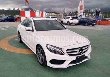 Mercedes Benz Clase C 250 CGI Coupe usado (2018) color Blanco precio $619,900