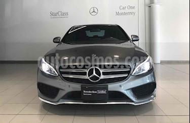 Mercedes Benz Clase C 4p C 250 CGI Sport usado (2018) color Gris precio $557,000