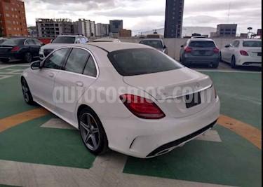 Mercedes Benz Clase C 250 CGI Coupe usado (2018) color Blanco precio $557,000